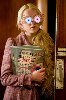 Harry Potter and the Half Blood Prince Luna Lovegood