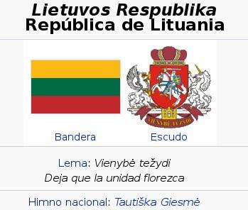Poker declarado deporte en la República de Lituania en Europa