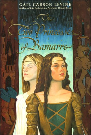 Small Review: Book Review: The Two Princesses of Bamarre ...