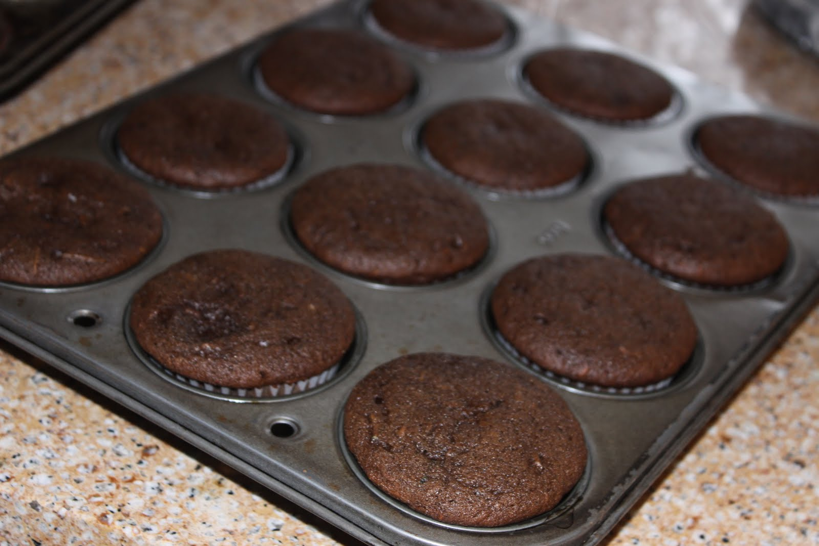 Feeding-a-bunch-a-Munchkins: Chocolate Zuccini Bread ~ make and ...