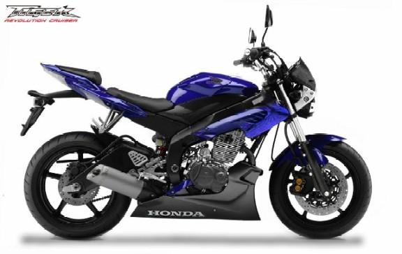 honda megapro. Honda Tiger Concept