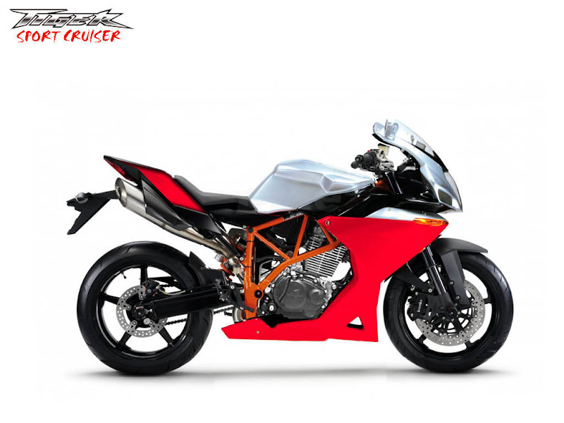 Honda Tiger Modification Picture Gallery