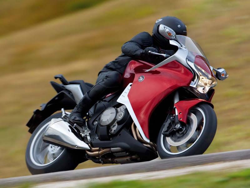 New 2010 Honda VFR1200F