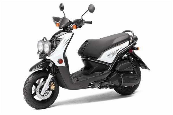 2010 Yamaha Zuma 125