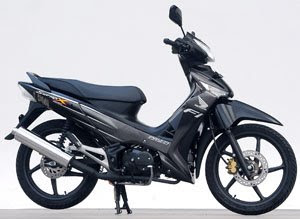 Honda type Supra X 125 PGM - FI reviews