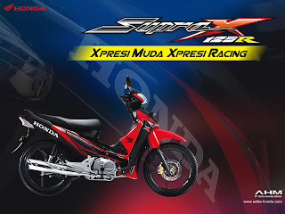 Supra X 125 PGM-FI Injection