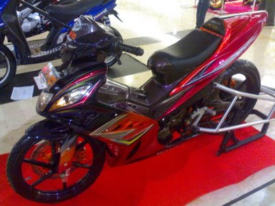 yamaha spark modify