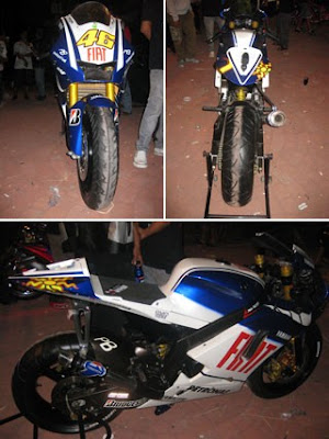 Gallery Foto Modifikasi Motor Yamaha Jupiter Mx King