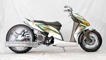 Photo of Vario Modifikasi Lowrider