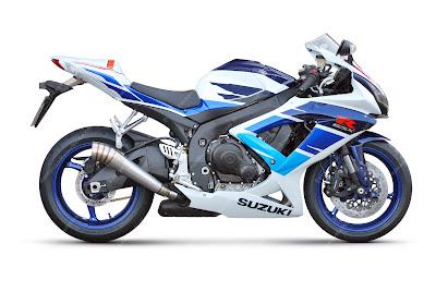 Suzuki GSX-R750 Special Style