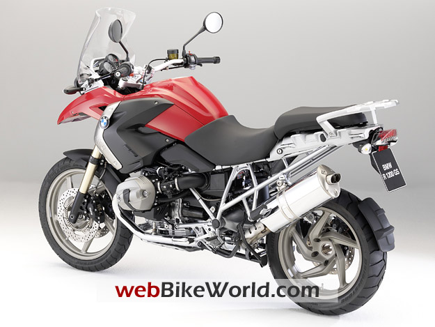 New BMW R 1200 GS Classic