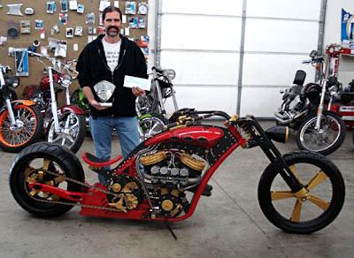 New Harley Davidson Snipper Customized