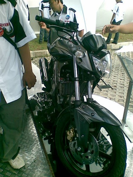 Top Modification Yamaha Vixion 2010