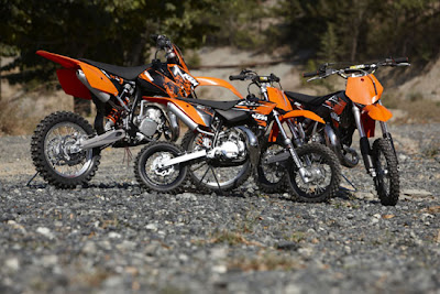 KTM 50SX Mini Motodify 2010