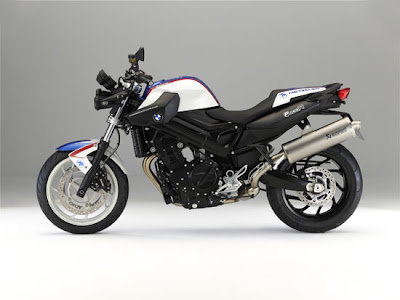 2010 BMW F800R Chris Pfeiffer Europe