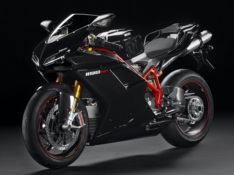 2011 Ducati 1198SP Sportbike Revealed