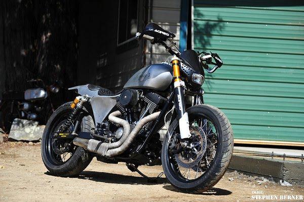 Harley-Davidson Dyna California Kraus Custom Motorcycle Picture