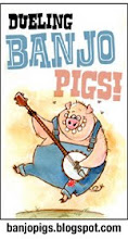 Dueling Banjo Pigs