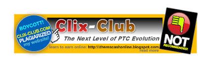 Clix-Club.com commits online plagiarism