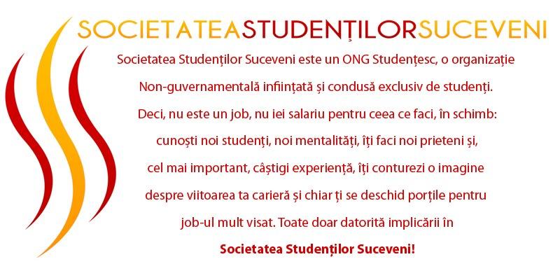 Societatea Studenților Suceveni