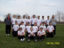Spring 2009 Travel Team