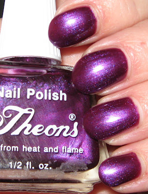 Theons Nail Polish: Not Bad For $1.99   Body & Soul