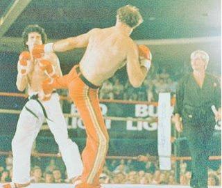 Bill Wallace vs Joe Corley