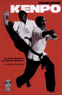 Kenpo Championships Steve Sanders Donnie Williams