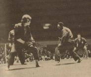 Joe Lewis vs Steve Sanders 1974