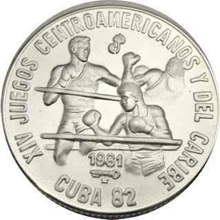 1982 cuba medal boxing