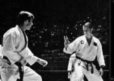 Allen Steen vs Chuck Norris