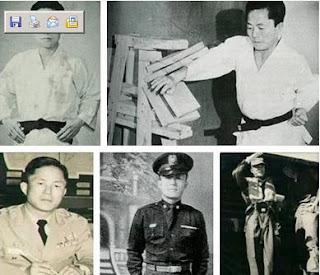 General Choi Hong Hi Taekwondo