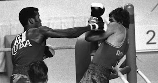 Teofilo Stevenson vs Mircea Simon