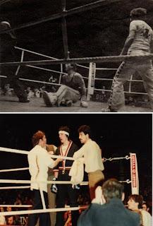 Patrick Teugles vs Jean-Claude Van Damme aka Van Vaerenbergh