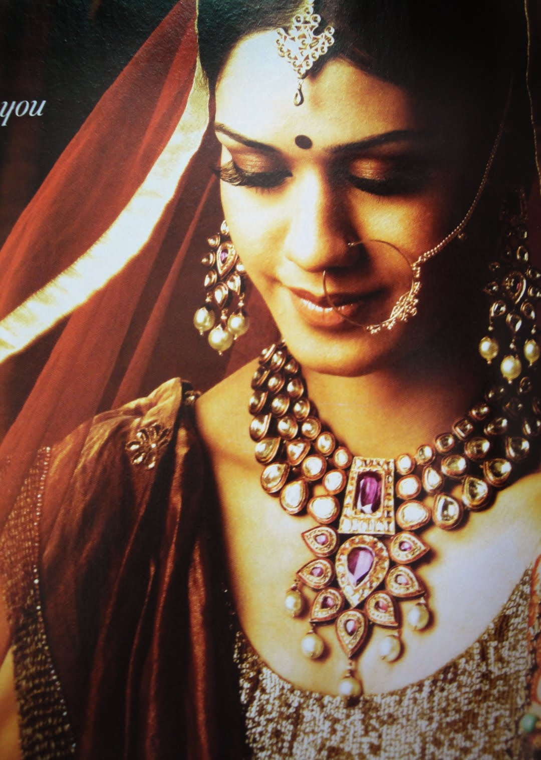 Wedding Jewellery By Tanishq