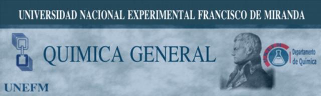 Química General UNEFM