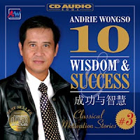 Free Audiobook 10 Wisdom And Success 3 Andrie Wongso