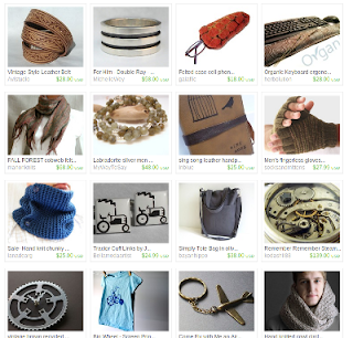 etsy east treasury for him