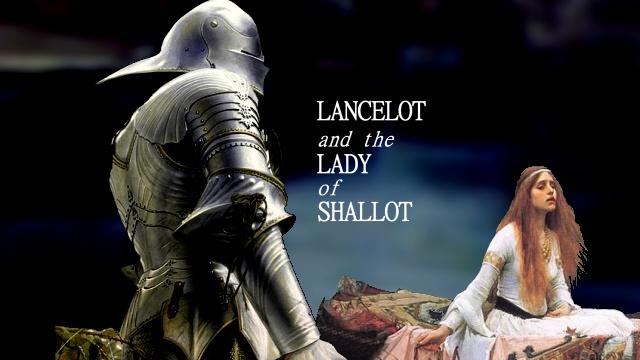 sir lancelot lady of shalott