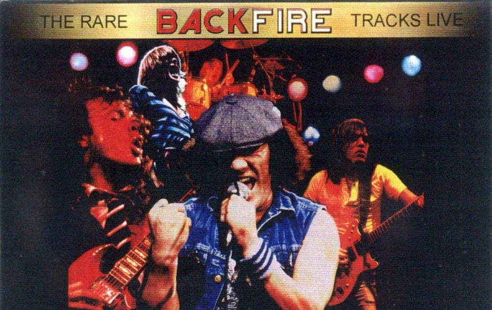 Ac dc backfire the rare tracks live bootleg - Louis ck madison square garden december 14 ...