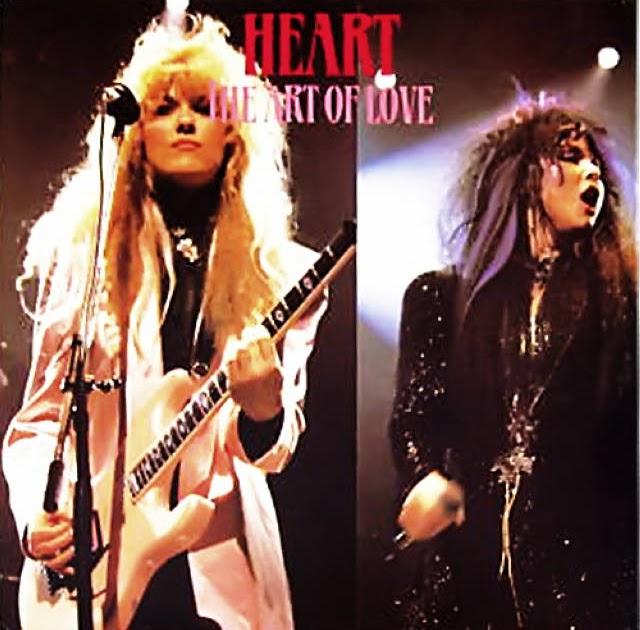 Heart 1986 06 25 Tokyo Japan Quot The Art Of Love
