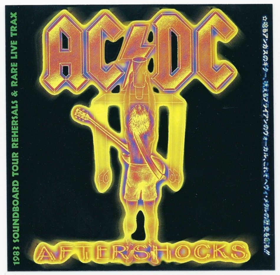 ACDC Nervous Shakedown