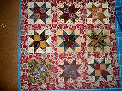 Star Mini Quilt Along