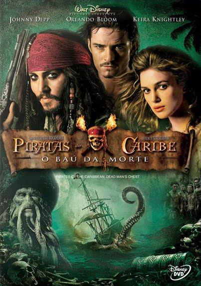 Baixar Filme Piratas do Caribe - O Bau da Morte - Dublado