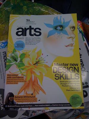 Fotoğraf: Computer Arts dergisi kapağı