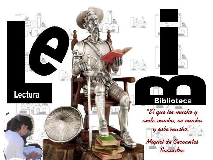 LE_BI. LECTURA Y BIBLIOTECA.
