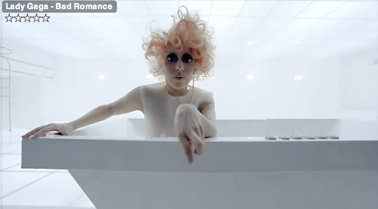 Lady Gaga : Bad Romance
