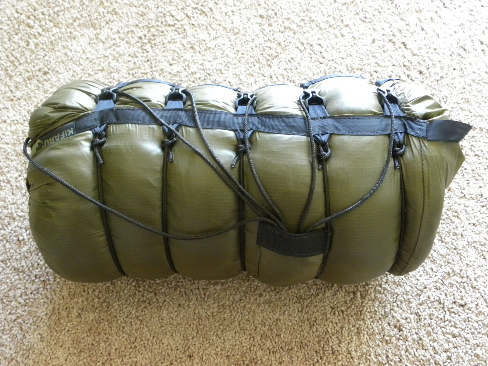 Here Is My Kifaru Regulator Compression Stuff Sack Though It Does Not House A Sleeping Bag Still The Best I Have