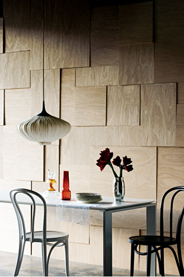 Modern Wall Ideas driftwood: ideas for friends: feature wall