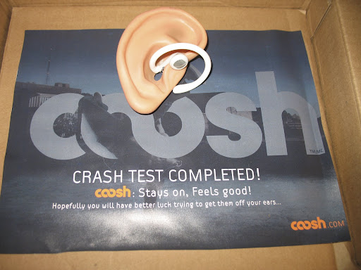 Some very interesting ear buds in very unique packaging. Check out what we thought of the new Coosh product line! - SahmReviews.com